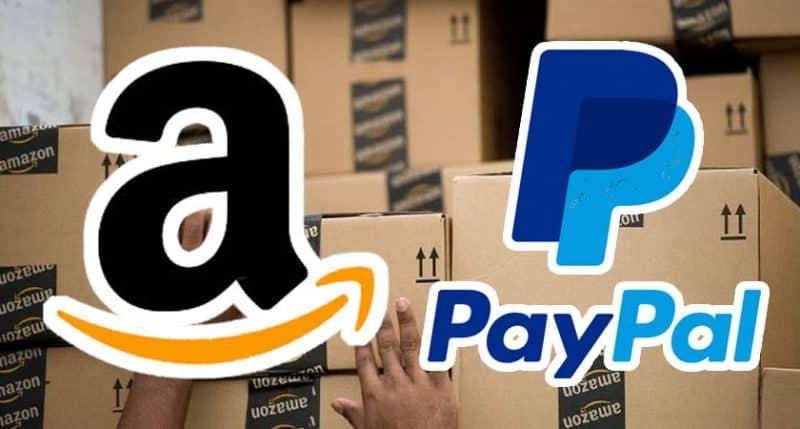 comprar con paypal en amazon