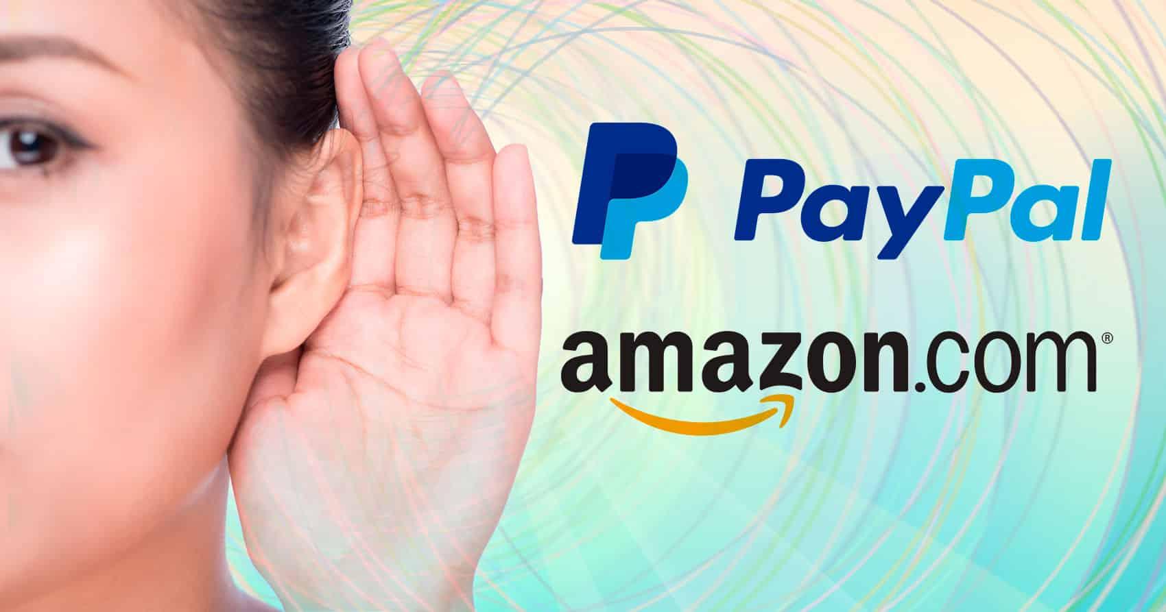 comprar paypal amazon