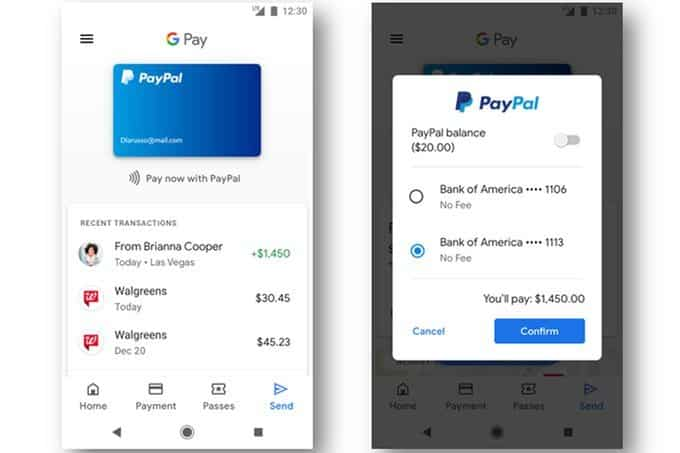 pagar con paypal google play